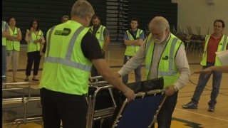 Miami-Dade holds training for hurricane shelter preparedness