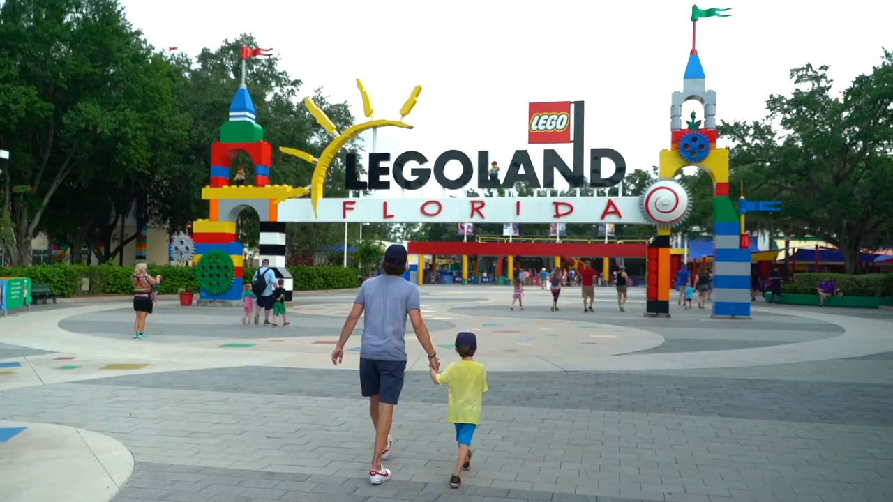 Broke after the holidays? Legoland has quite the deal for tiny Florida