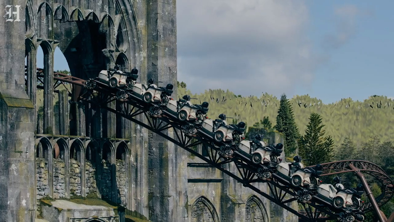 Universal's Harry Potter ride opened a month ago. There are more problems