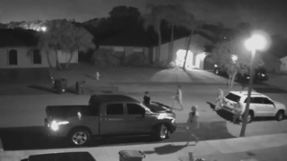 Video illustrates how some vehicle burglary 'crews' operates