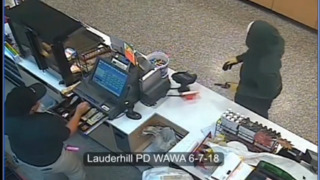 Broward police search for serial robber