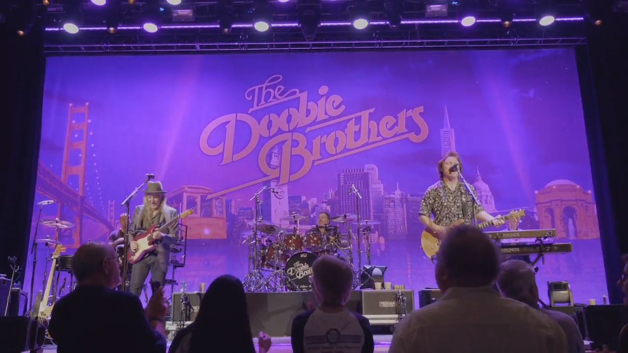 The Doobie Brothers' reunion with Michael McDonald opens tour with two Florida dates