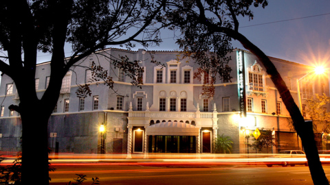 Miami mayor's veto of Grove Playhouse plan stands. Now a court battle looms.