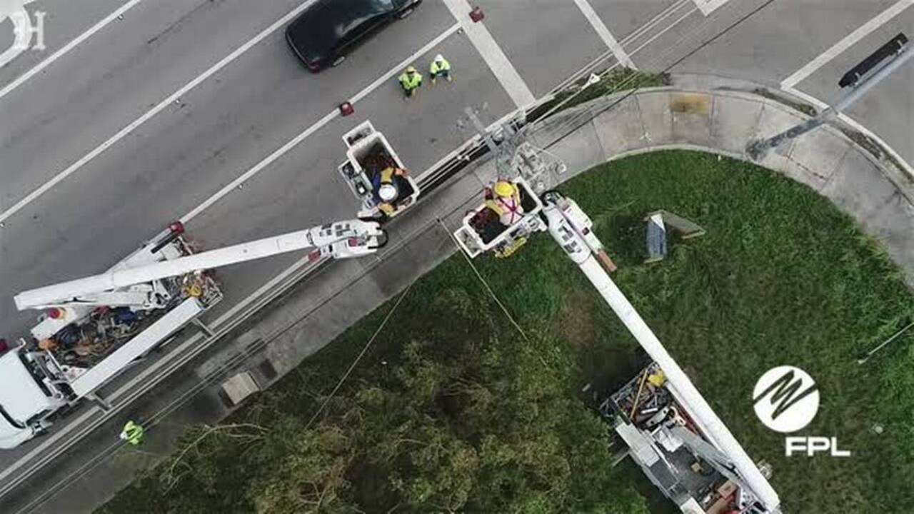 Hurricane Irma aftermath: Internet, cable outages widespread
