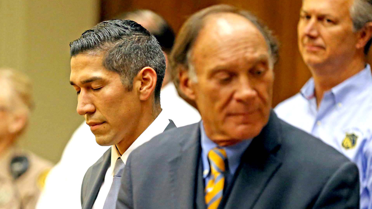 Miami jury convicts cop of misdemeanor for shooting at autistic man but acquits on felonies