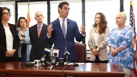 Ethics questions swirl around Miami mayor's veto of a rezoning in Brickell