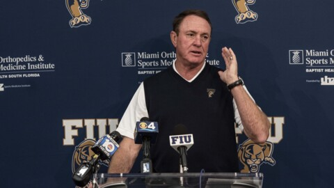 Here are five takeaways from FIU Panthers athletics this week, including this bad fact