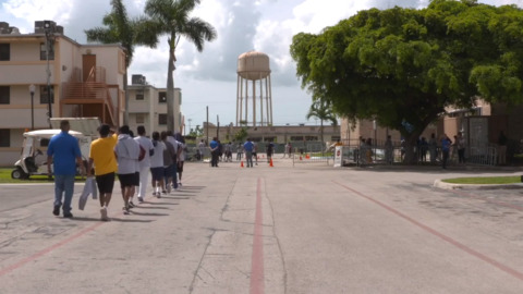 Read the entire hurricane plan for the Homestead detention center