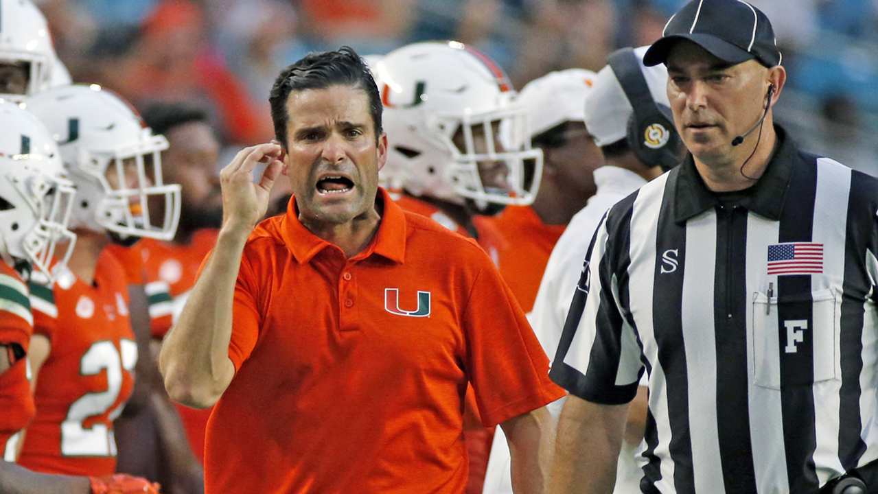 UM favored? UF and FSU double-digit dogs? Trying to explain this week's betting lines