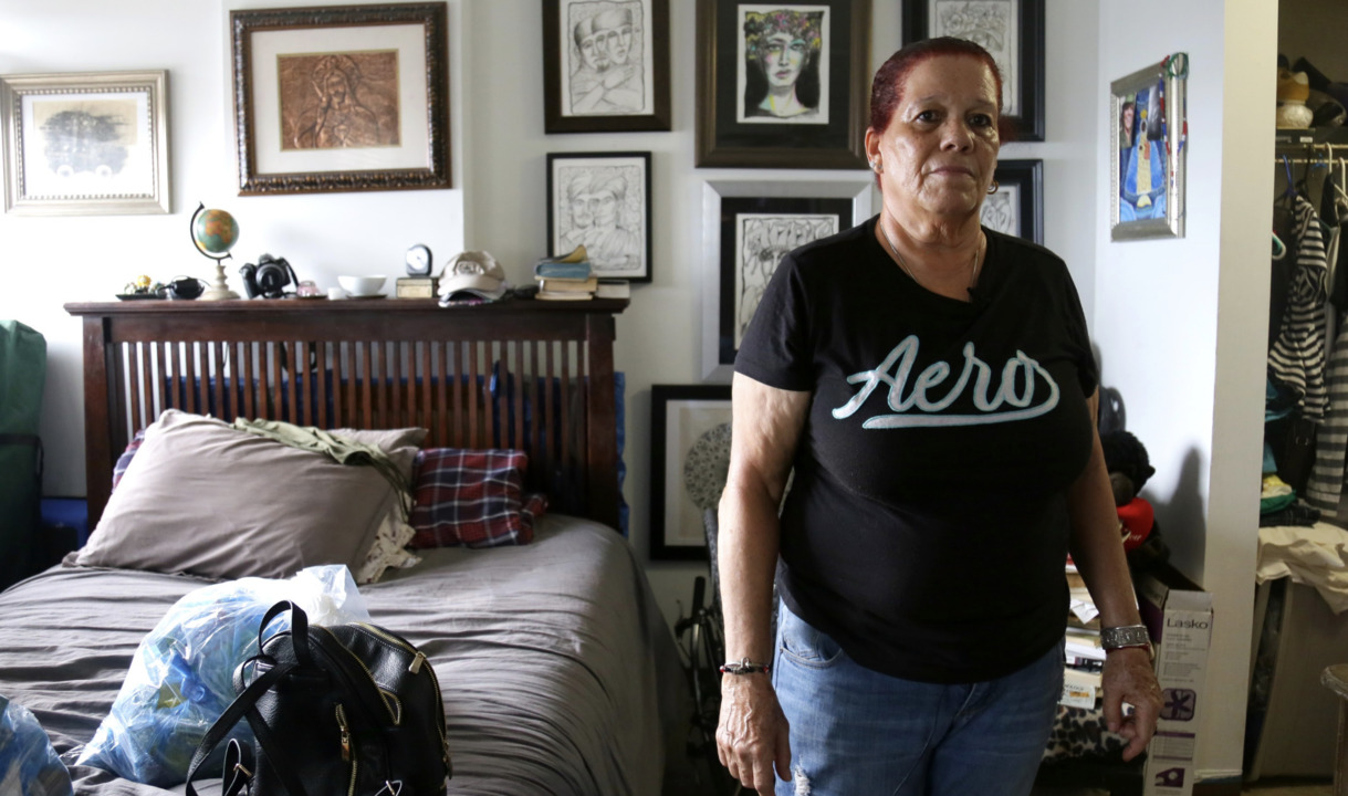 In a neglected Miami housing tower, residents told to move but don't know where to go