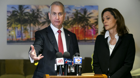 'We think that Cubans and their family members in the U.S. should not continue to be in limbo,' says Congressman Diaz-Balart