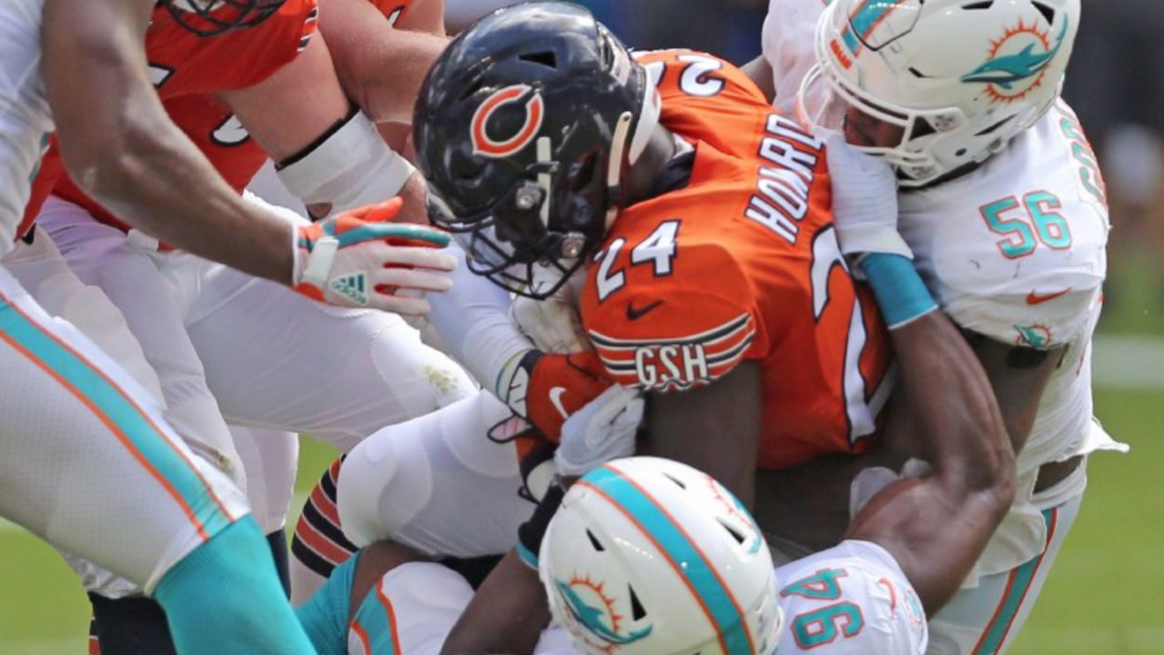 Miami Dolphins showed Thursday how NFL business can go forward in age of coronavirus