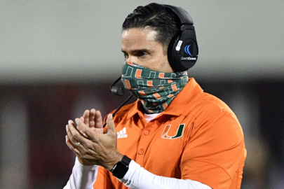 UM coach Manny Diaz says we preach to move on from plays