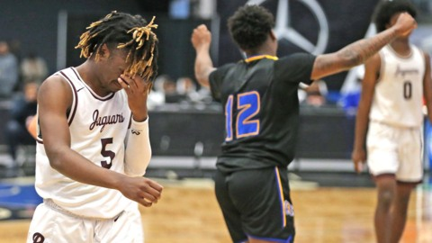 Pines Charter loses in State 5A boys basketball Finals
