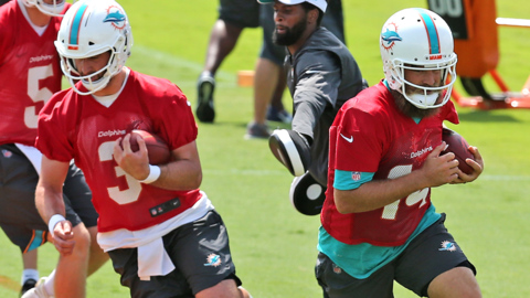 Five newsy Dolphins observations: TNT redo, vets visit, promising underrated addition