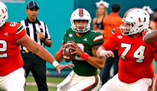 Malik Rosier talks UM quarterbacks and his situation