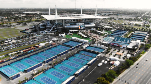 Here's everything to do at the new and improved Miami Open — besides watch tennis