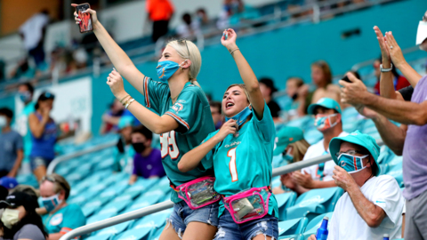 Dolphins tight end Mike Gesiki says we need to start winning games for our fans after defeat to Buffalo Bills