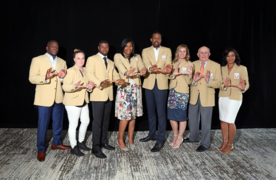 UM football greats inducted into UM Hall of Fame