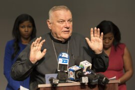 Miami Archbishop Thomas Wenski calls on congress to act on TPS