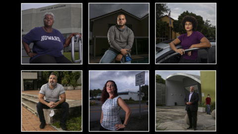 These Miami-Dade voters reflect on the 2020 presidential election
