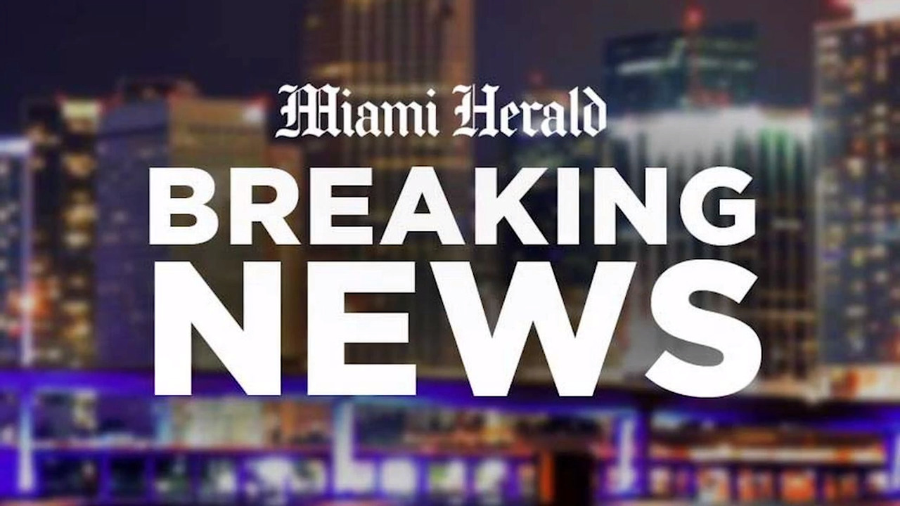 Two Miami-Dade schools on lockdown as cops search for man who hit patrol car, took off