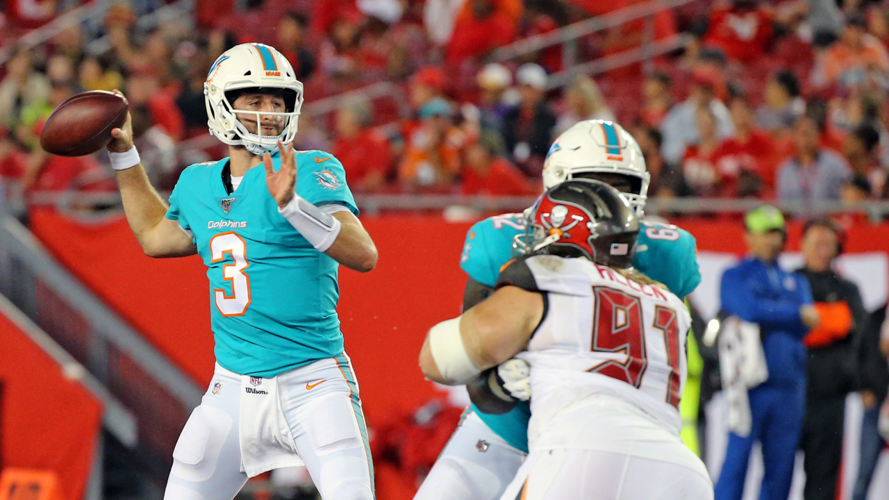 Don't overthink this, Miami Dolphins. Your starting quarterback should be Josh Rosen | Opinion