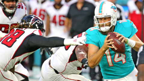 The reasons Fitzpatrick is about to get a great chance to win Dolphins QB competition