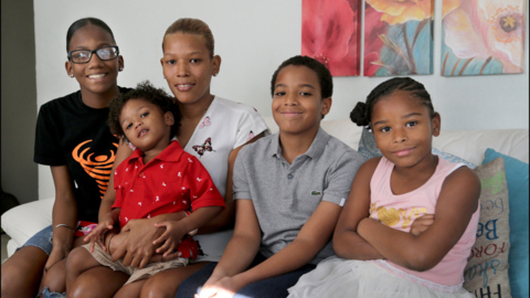 After this family survived Maria, Miami came to their rescue