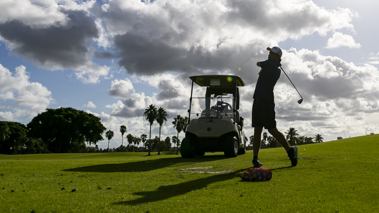 Toxic soil under golf course is a legacy of Miami's dirty past. There's a lot more out there