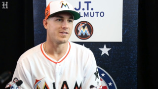 Realmuto on how Stanton has adjusted to life as a Yankee
