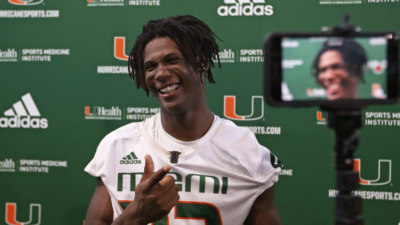 What to expect from Miami's 16 scholarship true freshmen in season opener vs. Florida