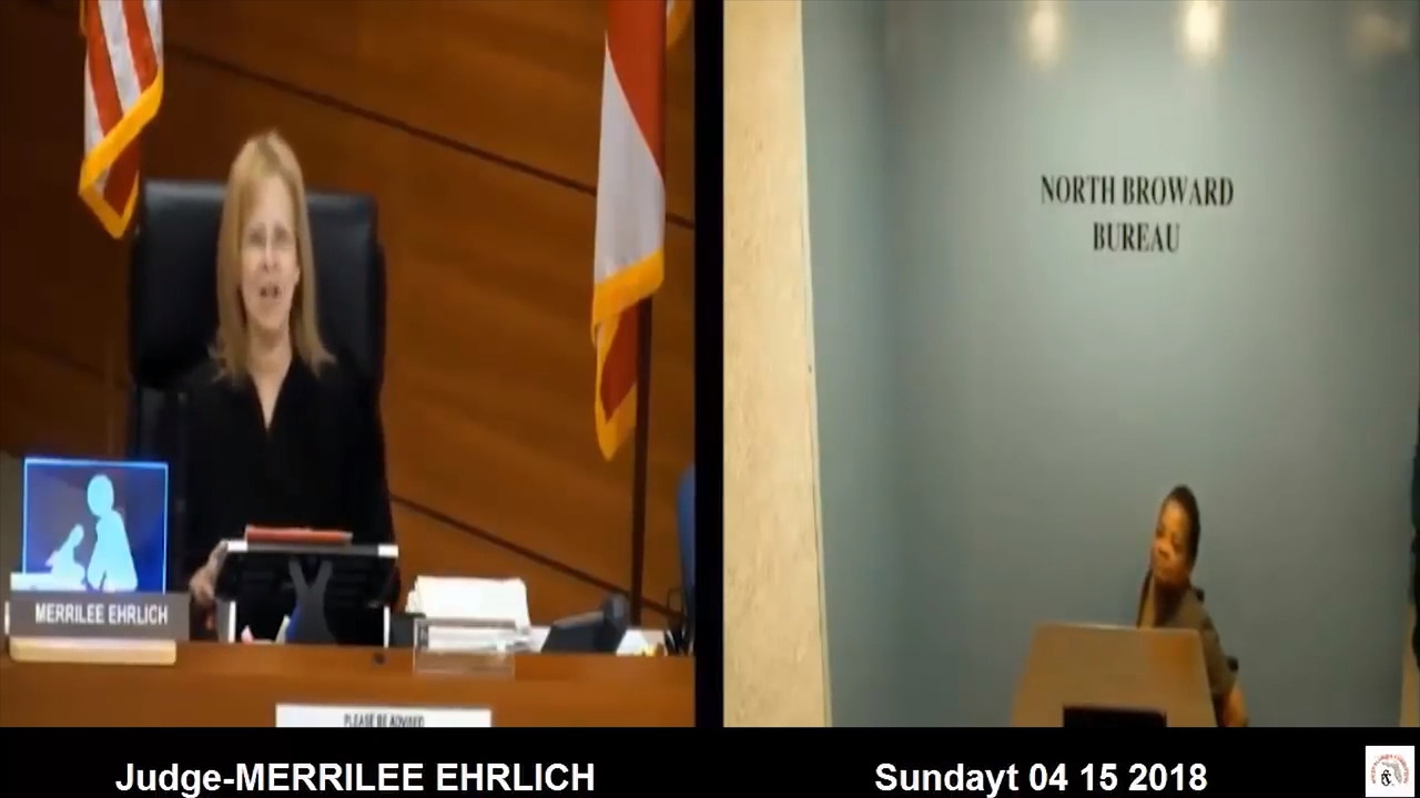 Watch this judge brutally berate a woman in a wheelchair  The woman