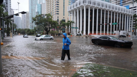 Eta flooding chance for Miami-Dade's Levine Cava to take the plunge, lead on climate changes | Editorial