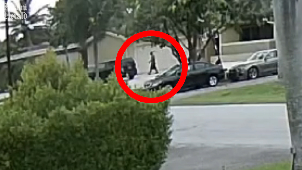 Video shows Norland High teacher arriving to home of accused killer shortly before murder