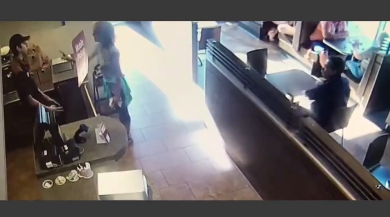 Woman defecates on the floor of a Tim Hortons in Canada | Miami Herald