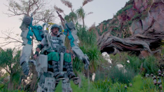 In Disney's World of Avatar, the Pandora Utility Suit