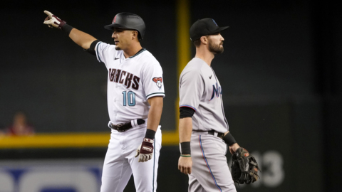 """I think the guys are a little frustrated,"" Marlins manager Don Mattingly said."