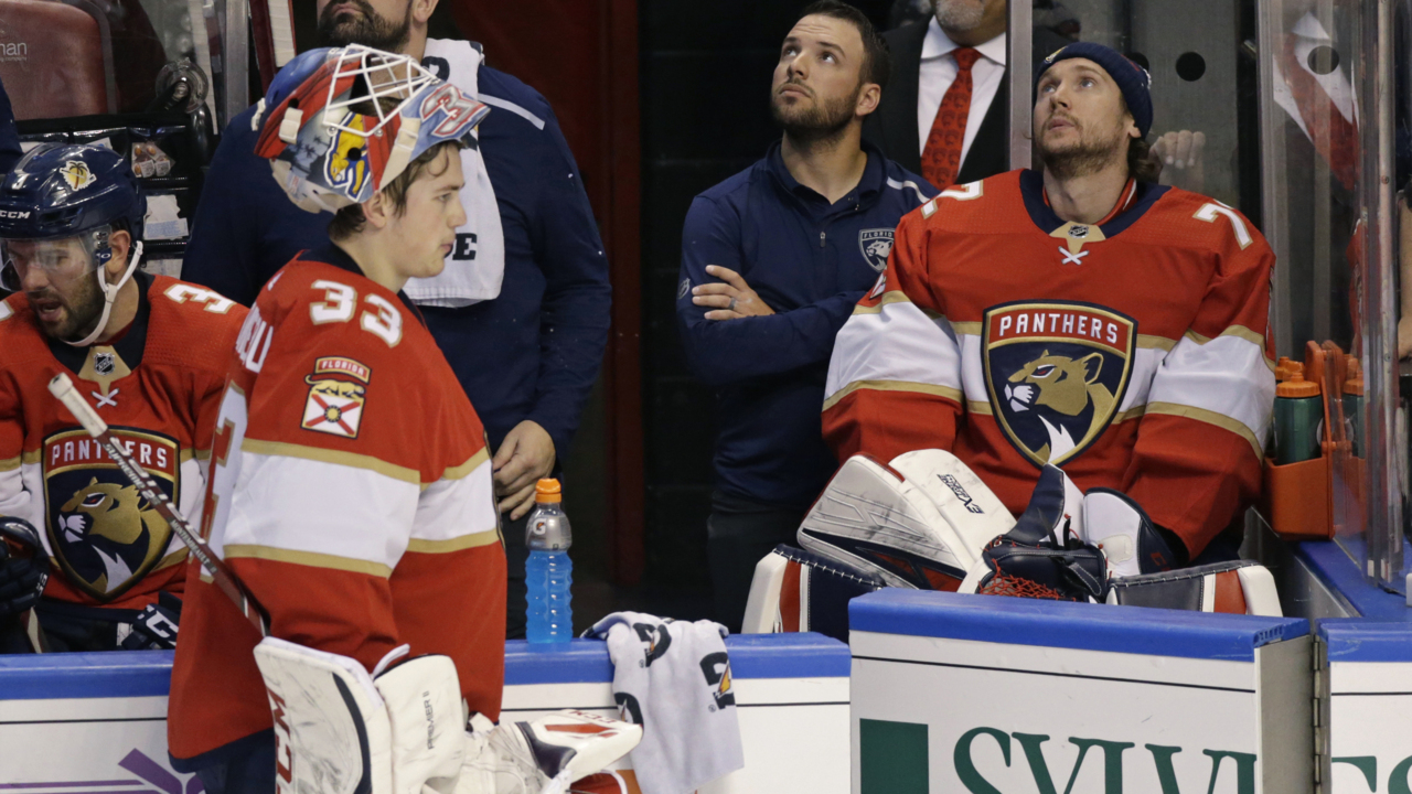 With team slumping, veteran wonders if the Panthers know what it takes to make playoffs