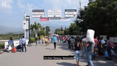 Venezuela migration to Colombia tops 1.2 million amid crisis