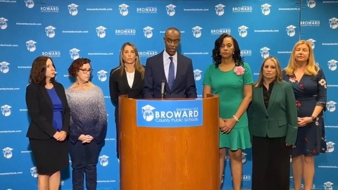 Broward Schools Superintendent Robert Runcie's press conference on coronavirus
