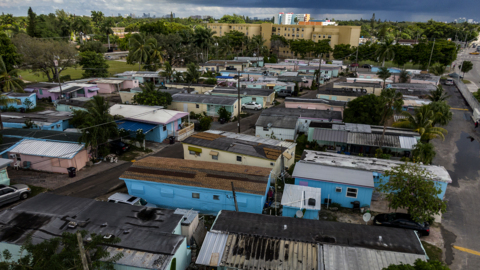 Miami offers cash, guidance to help landlords protect affordable housing from climate change