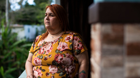 """Mother of woman killed by partner in Puerto Rico has a message for women: """"Leave fear behind"""""""
