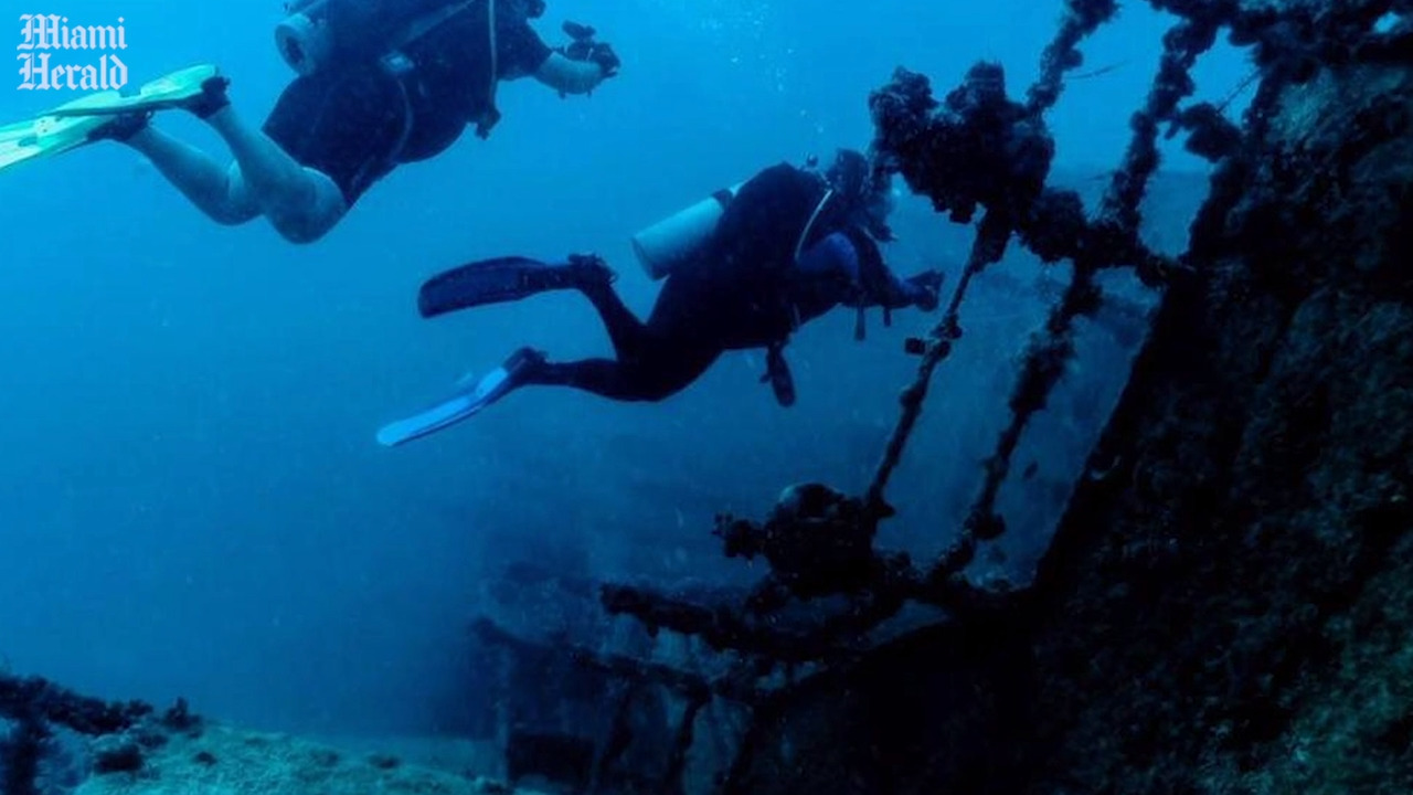Arkansas man dies after Florida Keys wreck dive at 112 feet
