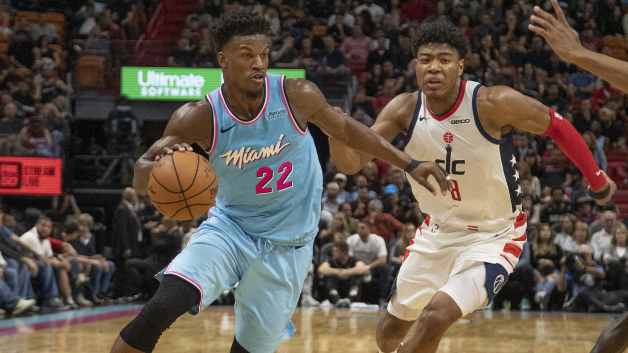 After two triple-doubles, Heat's Jimmy Butler named Eastern Conference Player of Week