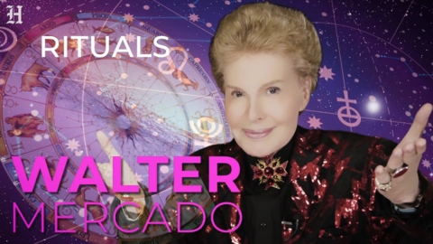 Walter Mercado: What to do for a prosperous 2019