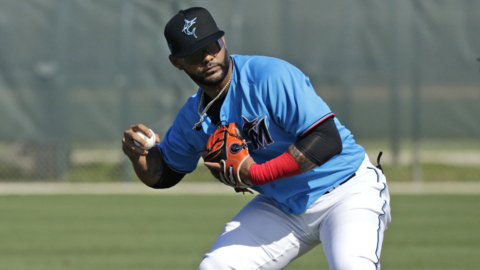 'No reservations' about Villar in center field. A look at what he brings to the Marlins