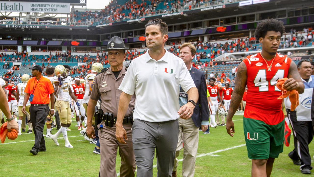 Miami Hurricanes injury (and fans' party) update after open practice viewing