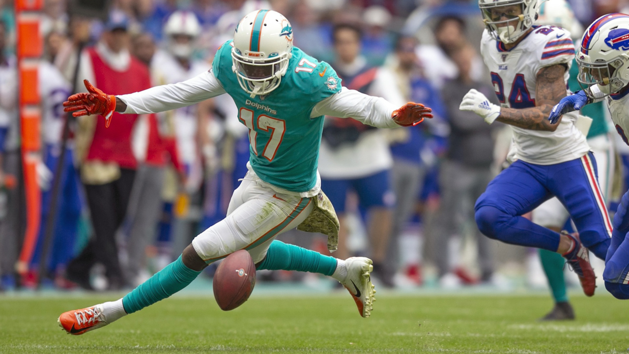 Dolphins wide receiver Allen Hurns opts out of 2020. Here's what happens next