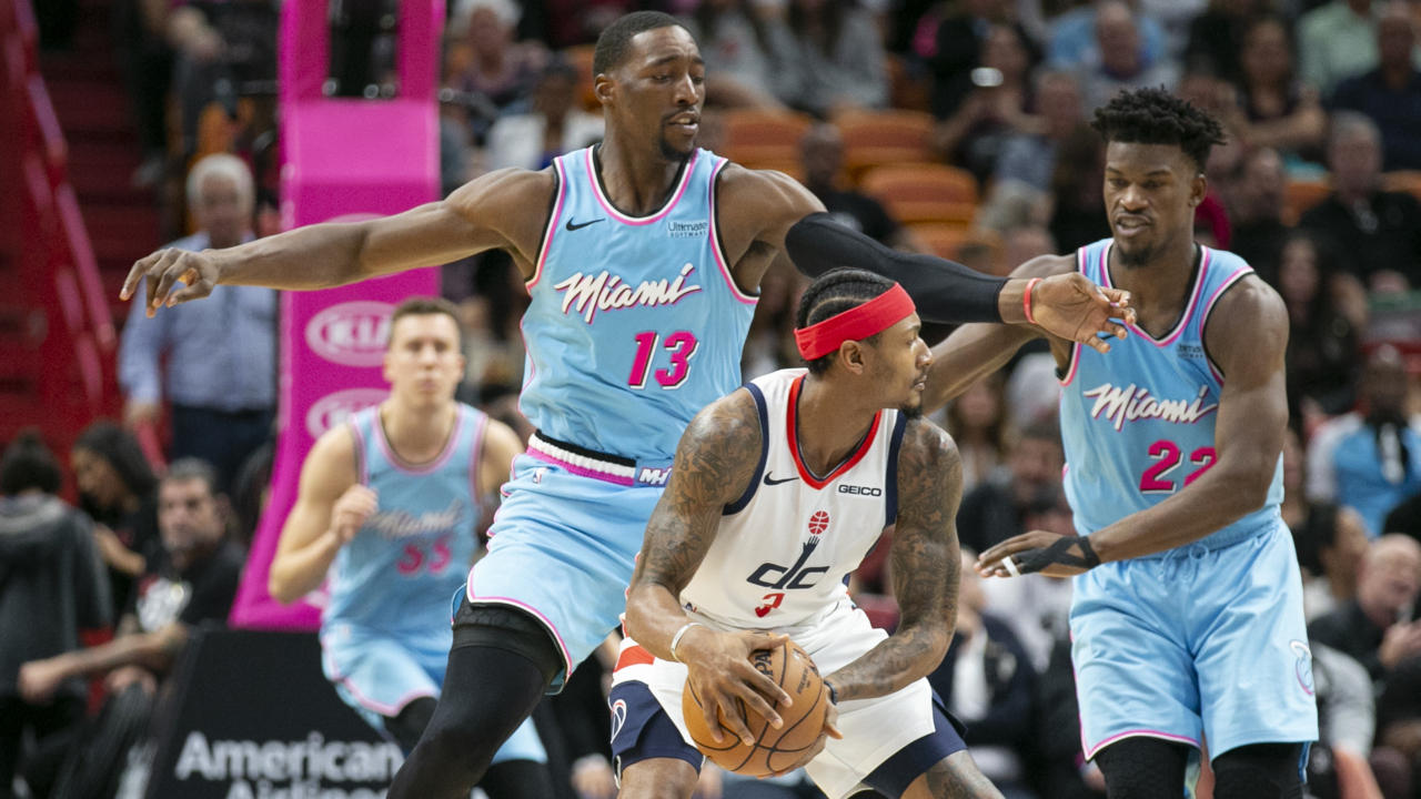 Justise Winslow still out for Heat. But Bam Adebayo is expected to play Sunday vs. Bulls